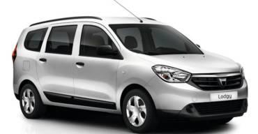 Dacia lodgy 1.2 tce 7 plazas