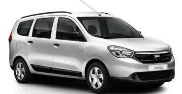 Dacia lodgy 1.2 tce 7 plazas
