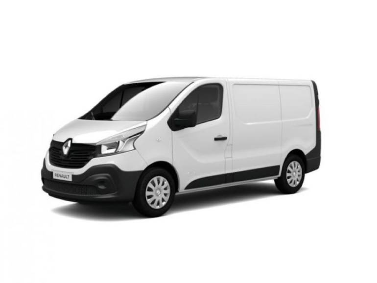 Renault trafic 1.6dci fu l1h1